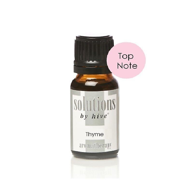 Solutions By Hive Aromatherapy Oil Thyme 12ml