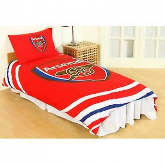 Arsenal FC Pulse Double Duvet Set