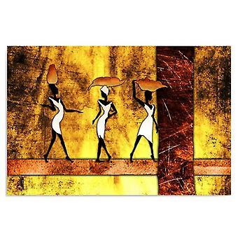 Deco Panel, Three Graces 1