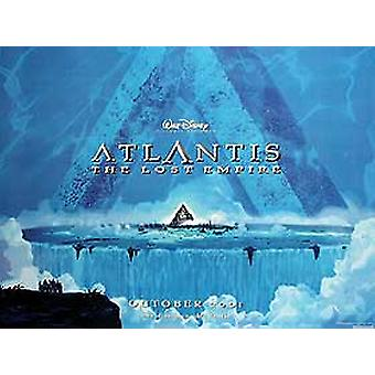 Atlantis Original Cinema Poster