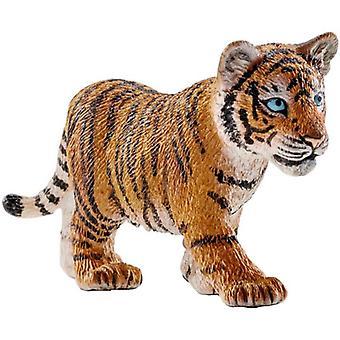 Schleich, tiger cub