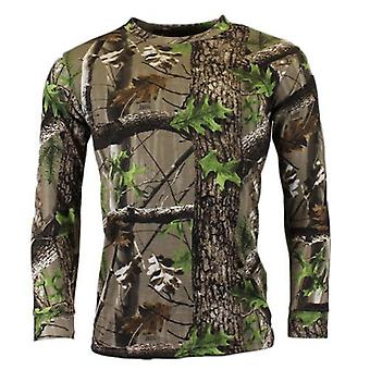 Spel camouflage lange mouw T-shirt-TREK104