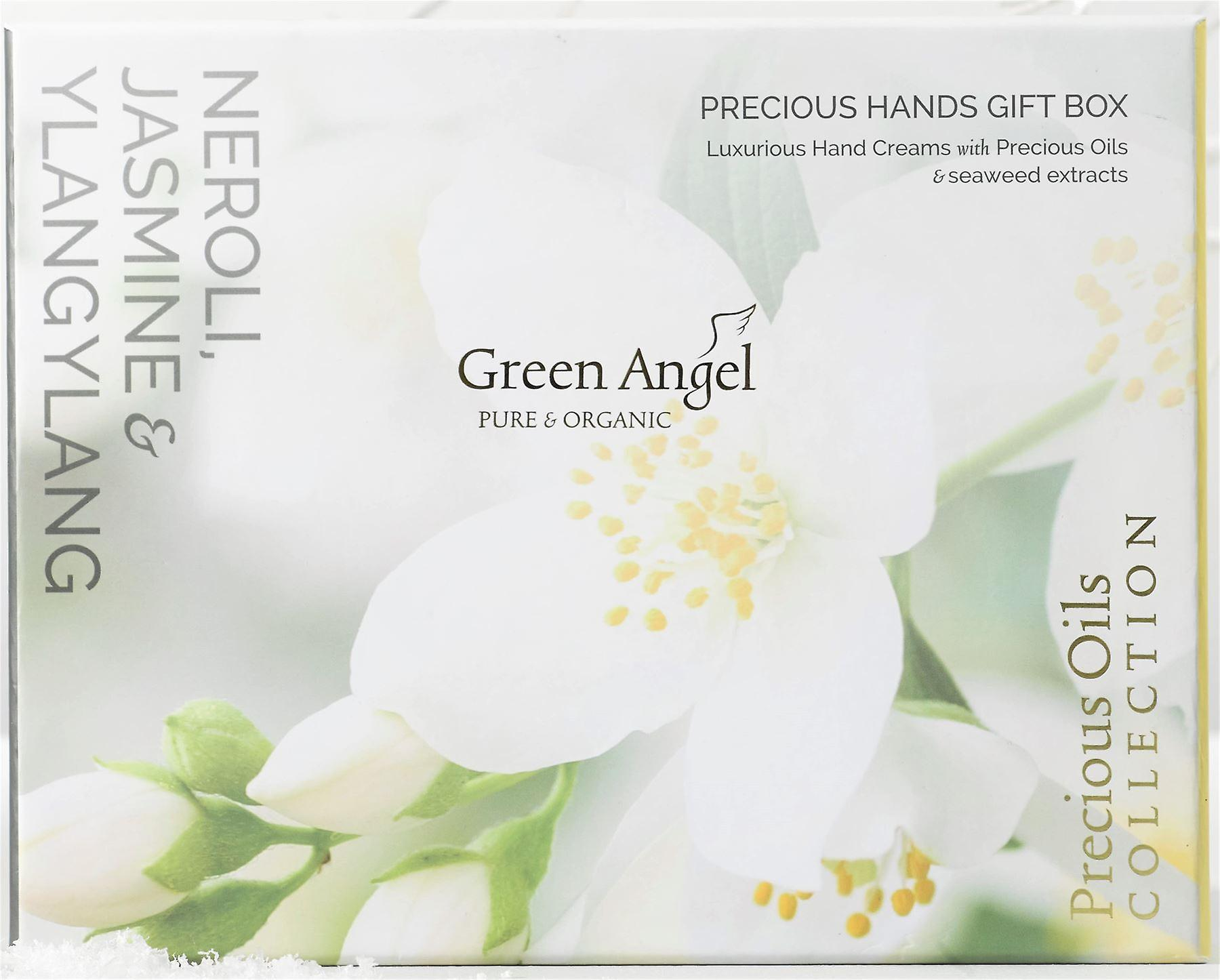 Green Angel Precious Oils Hand Gift Set