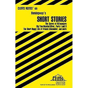 Hemingway ' s noveller (Cliffs Notes)