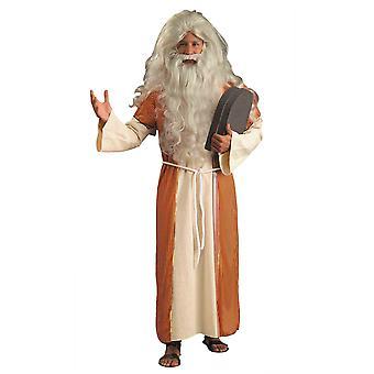 Moses Shepherd Joseph Noah Religious Biblical Christmas Easter Mens Costume