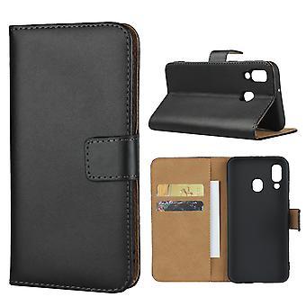 iCoverCase | Samsung Galaxy A40 | Plånboksfodral