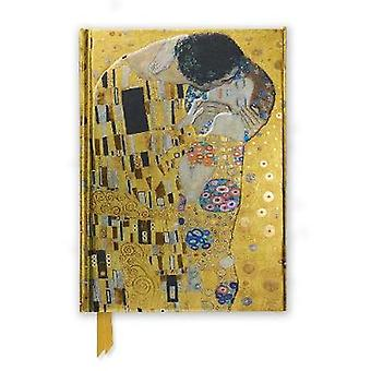Gustav Klimt The Kiss Foiled Journal