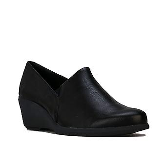 Womens Hush Puppies Fraulein Dress Shoes In Black
