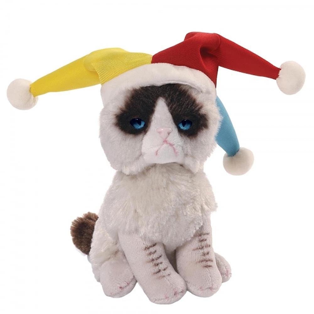 Gund Grumpy Jester Cat