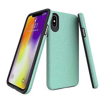For iPhone XS MAX Case, Armor Mint Slim Shockproof Protective Phone Cover