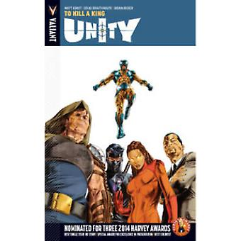 Unity Volume 1 by Matt Kindt