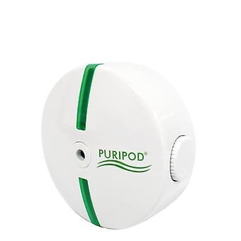 Chums Pack de 2 Purificator de aer Anti-Bacterii / Anti-Odor Plug In Air Cleaner Puripod Distruge aeropurtate Bacterii