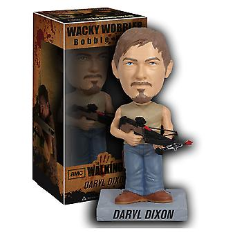 The Walking Dead Daryl Wacky Wobbler