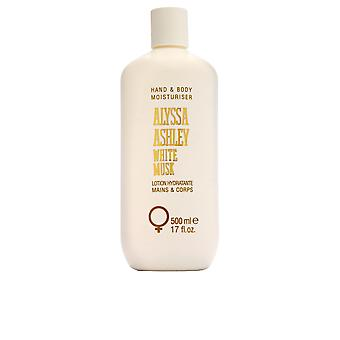 Alyssa Ashley White Musk Hand & Bodylotion 500 Ml für Frauen
