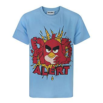 Angry Birds Red Alert Boy's Camiseta