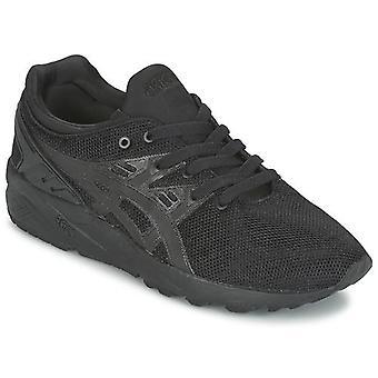 Asics men's gel kayano evo trainers black