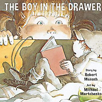 The Boy in the Drawer (Annikins #05)