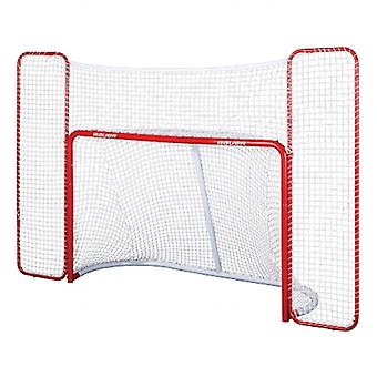 Bauer hockey goal with net