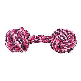Trixie Denta Fun Rope Dumbbell (Psy , Sport i zabawa , Sznury)