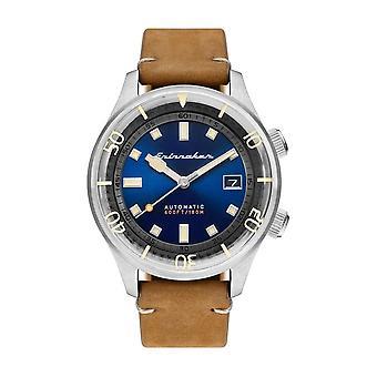Spinnaker SP-5062-05 Gent's Bradner Blue Dial Wristwatch
