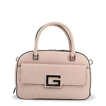 Guess Original Women Spring/Summer Handbag - Pink Color 39394