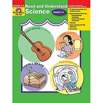 Read and Understand Science Grades 3-4