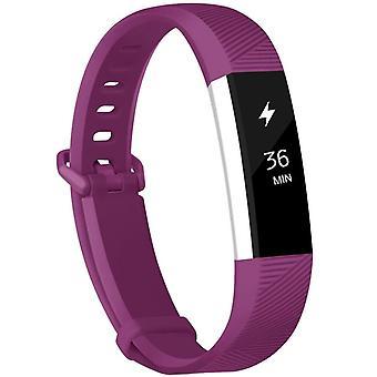 Bracelet Fitbit Alta/HR en silicone - modèle sport