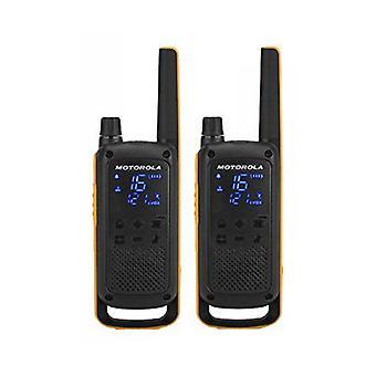 Γουόκι-τόκι Motorola T82 Extreme (2 τεμ) μαύρο κίτρινο