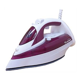 Steam Iron COMELEC PV1406 3000W White Burgundy