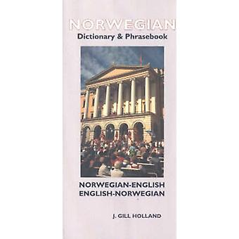 Norwegian Dictionary  Phrasebook NorwegianEnglish EnglishNorwegian by Holland & Gill