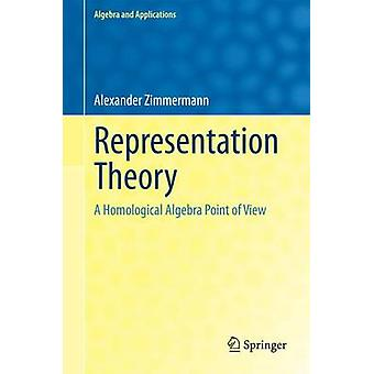 Representatietheorie door Alexander Zimmermann