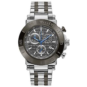 Gc Guess Collection Y70003g5mf Gc One Men's Watch 44 Mm