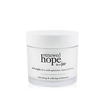 Renewed Hope In A Jar Refreshing & Refining Moisturizer - 120ml/4oz