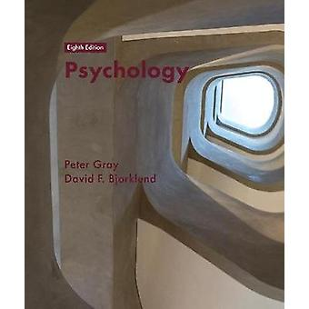 Psychology - 8th Edition by Peter O. Gray - 9781319150518 Book