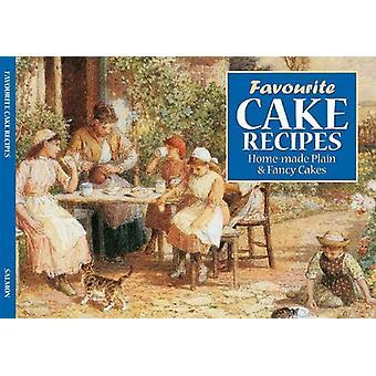 Salmon Favourite Cake Recipes Book 1 by Dorrigo - 9781906473976 Book