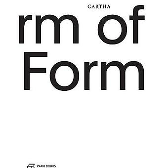 CARTHA  - On the Form of Form by Elena Chiavi - 9783038600701 Book