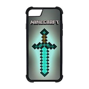 Minecraft Diamond Sword iPhone SE 2020 Shell
