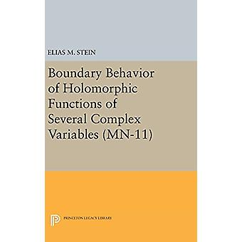 Boundary Behavior of Holomorphic Functions of Several Complex Variabl