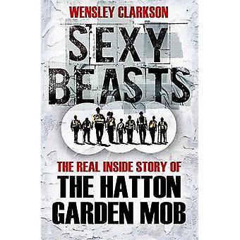 Bestie sexy - interno storia della rapina Hatton Garden di Wensley C