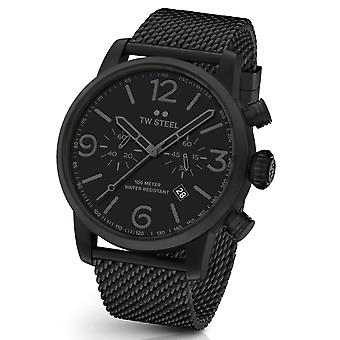 TW Steel MB33 Maverick chronograph watch 45 mm