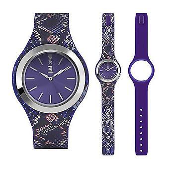 Ladies'Watch Just Cavalli JCW1L019P03 (33 mm) (Ø 33 mm)