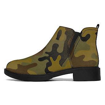 Designer støvler | Fashion Støvler | Særlige Camouflage