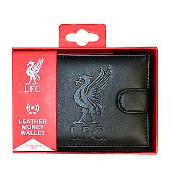 ליברפול הרשמי-RFID ארנק עור הבלטה
