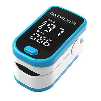 Digitale Pulse Oximeter - Blauw