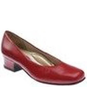 Mark Lemp Classics Womens Callie Square Toe Classic Pumps