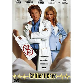Critical Care [DVD] USA import