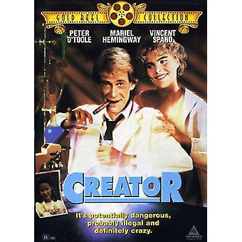 Luoja [DVD] USA tuonti