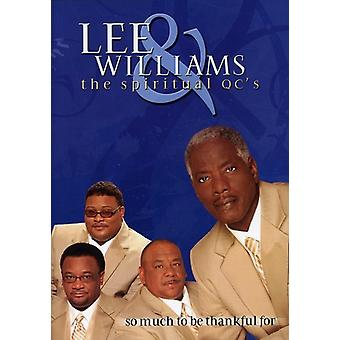 Williams, Lee & Spiritual Qc's - So Much to Answer for [DVD] USA import