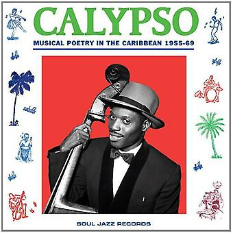 Soul Jazz Records Presents - Calypso: Musical Poetry in Thecaribbean 1955-69 [CD] USA import
