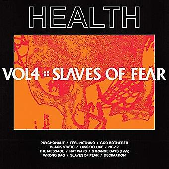 Vol 4: Slaves Of Fear [CD] USA import